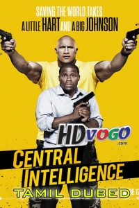 Central Intelligence 2016 in HD Tamil Dubbed Full Movie