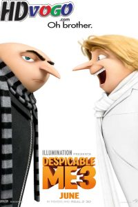 Despicable Me 3 2017 in HD English Full Movie