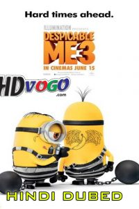 Despicable Me 3 2017 in HD Hindi Dubbed Full Movie