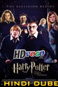 Harry Potter 5 2007 in HD Hindi Dubbed Full Movie