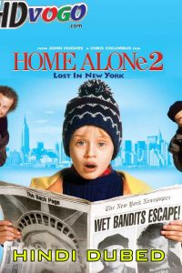 Home Alone 2 Lost In New York 1992 in HD Hindi Dubbed Full Movie
