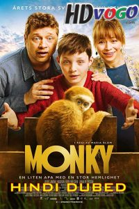 Monky 2017 in HD Hindi Dubbed Full Movie