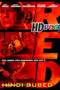 RED 2010 in HD Hindi Dubbed Full Movie
