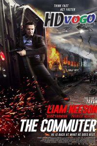 The Commuter 2018 in HD English Full Movie