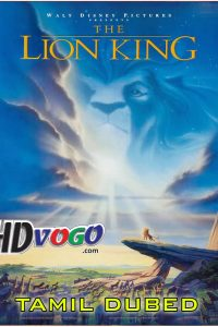 The Lion King 1994 in HD Tamil Dubbed Full Movie
