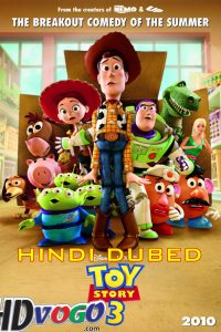 Toy Story 3 2010 in HD Hindi Dubbed Full Movie
