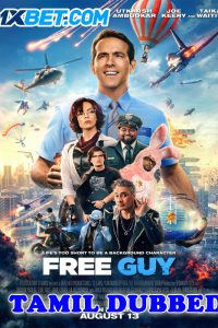 Free Guy 2021 Tamil Dubbed HD Full Movie